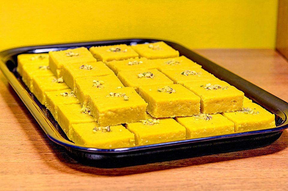 gauranga mango burfid