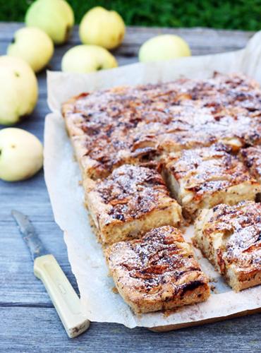 õunakook_hõrk õunaplaadikook