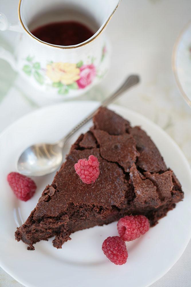prantsuse šokolaadikook retsept