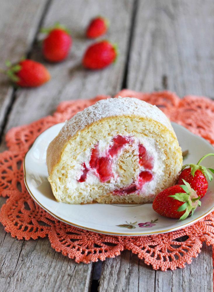 maasika rullbiskviit