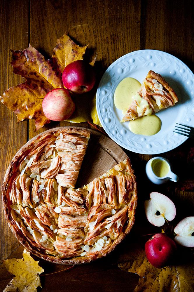 prantsuse õunakook