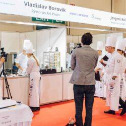 Aasta kokk 2018 on Vladislav Borovik restoranist Art Priori