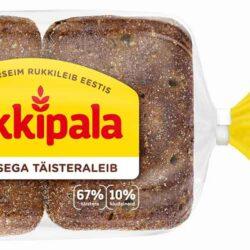 Läbi aegade parim toiduaine on Leiburi Rukkipala